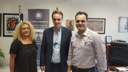 Δελτίο τύπου για την συνάντηση της Β΄ΕΛΤΕΕΘ με τον Διευθυντή ΠΔΕ Κεντρικής Μακεδονίας